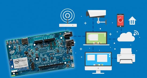 IoT with Intel Edison